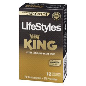LifeStyles KING Condoms