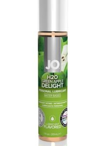 JoSystem Flavoured Lubricant-Green Apple-1 oz