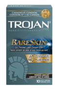 Purchase Trojan BareSkin Thinner Condoms Online Canada