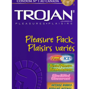 Trojan Pleasurepack Codoms