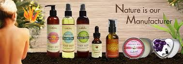Earthly Body Massage Oils