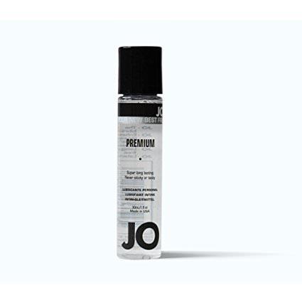Jo System Premium Silicone lubricant
