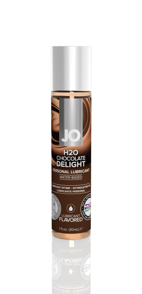 Jo System H2O Flavored Lubricant Chocolate Delight 1 oz