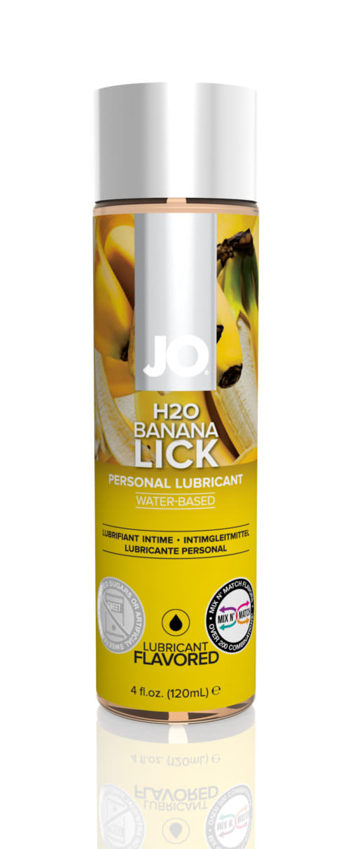 Jo System H20Flavoured Lubricant-Banana Lick