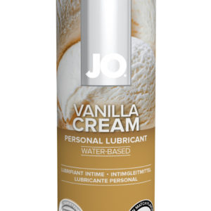 Jo H2o Personal Lubricant Vanilla Cream 4oz