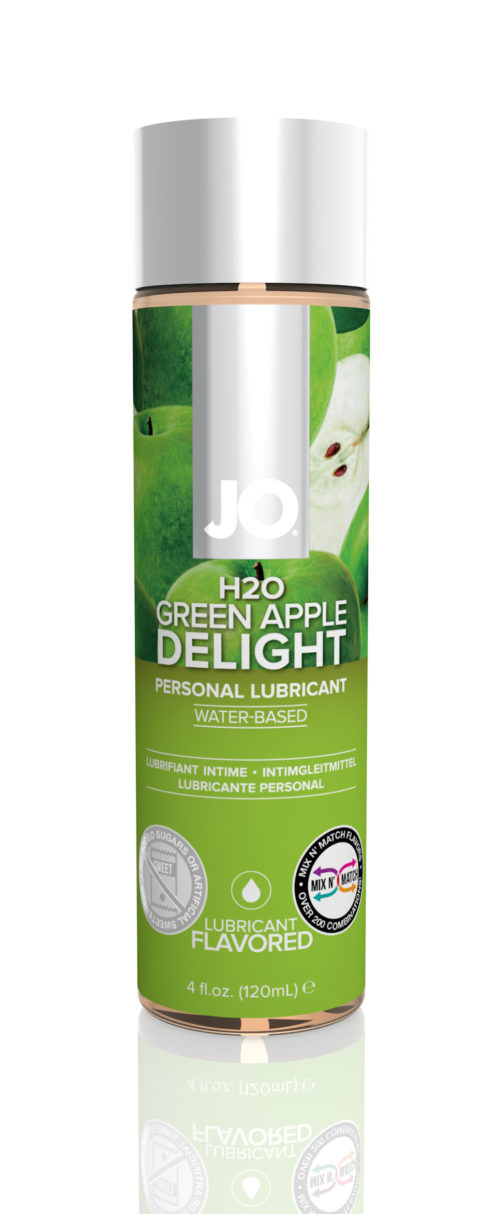 Jo System H2O Flavoured Lubricants