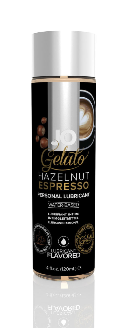 Jo Gelato Personal Lubricant Hazelnut Espresso