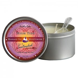Earthly Body Massage Candle High Tide