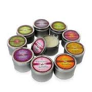 Earthly Body Massage Candles
