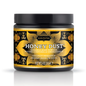 Kama Sutra Honey Dust-Coconut Pineapple-6oz
