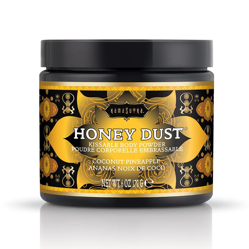 Kama Sutra Honey Dust-Coconut Pineapple-6oz