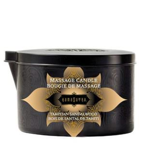 Purchae Kama Sutra Massage Candle Tahitian Sandalwood Online in Canada