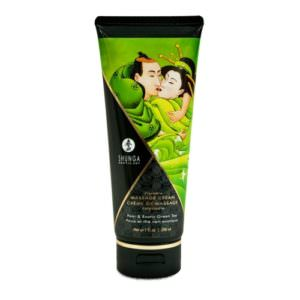 Purchase Shunga Massage Cream Pear and Green Tea in Canada