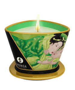 Purchase Shunga MassageCandle Exotic Green Tea Online in Canada