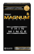 Purchase Trojan Magnum Large Thin Condoms Online Canada