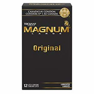 Purchase Trojan Magnum Large Condoms Online