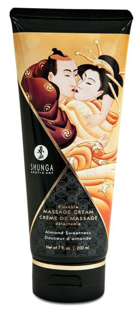 Buy Shunga Massage Cream Almond Sweetness Online