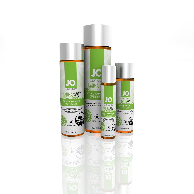 Jo System Organic Lubricants