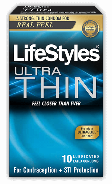 LifeStyles UltraThin Condoms