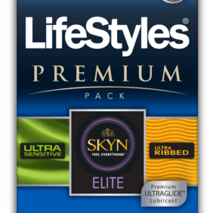 LifeStyles Sensitivity Premium Condoms