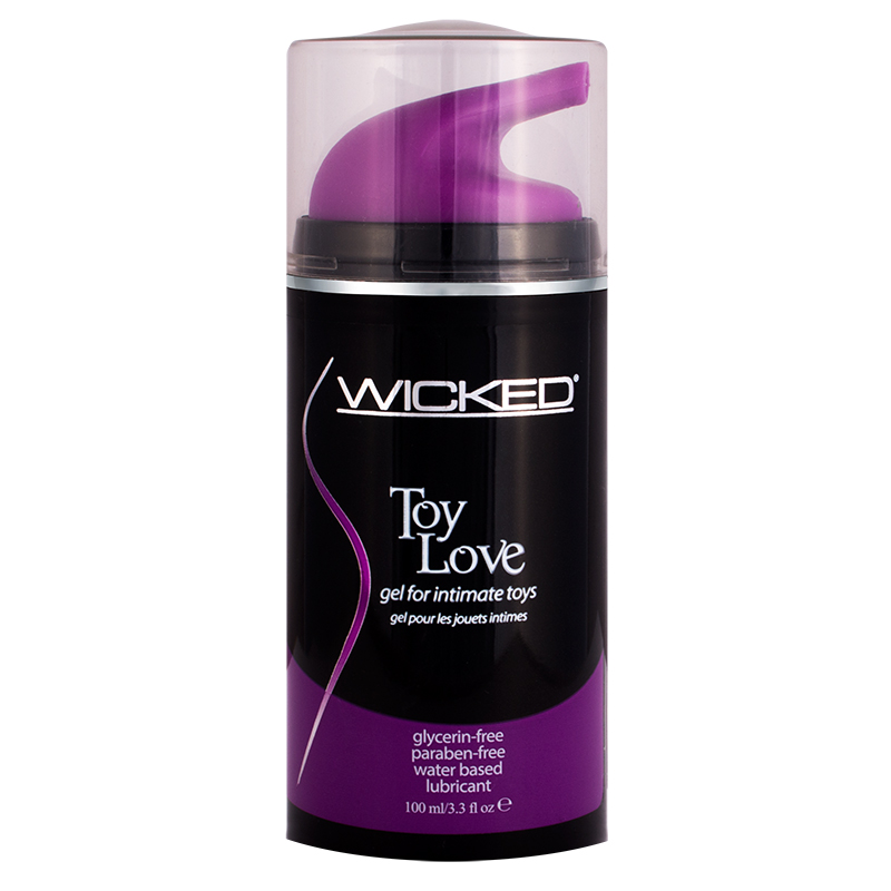 Wicked Sensual Care Toy Love Lubricant