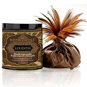 KamaSutra Honey Dust-Chocolate Caress