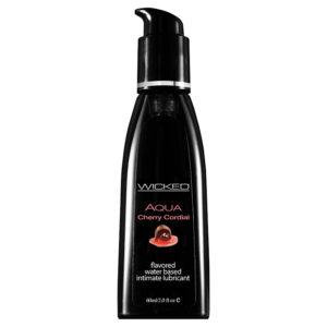 Wicked Sensual Care Aqua Cherry Cordial-2oz