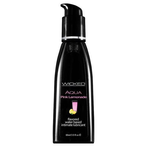 Wicked Sensual Care Aqua Pink Lemonade-2oz
