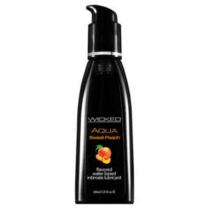 Wicked Sensual Care Aqua Sweet Peach-