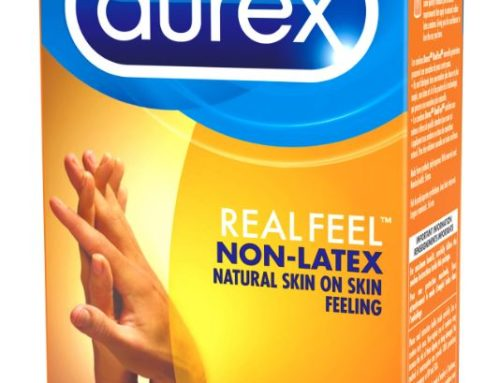 Durex Real Feel Condoms-Get Closer To Your Partner