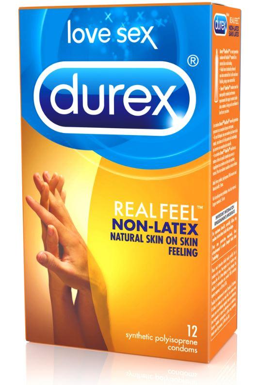 Durex Real Feel Non Latex Condom