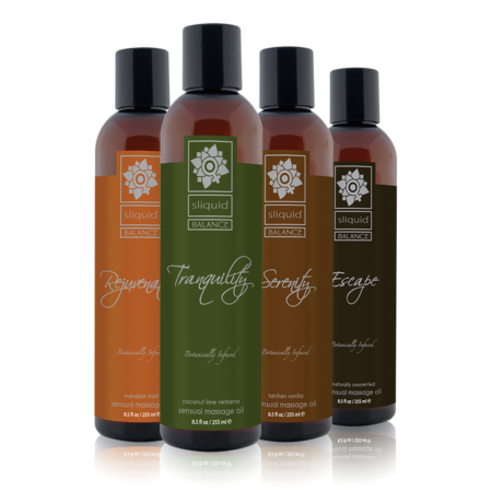 Sliquid Massage Oils