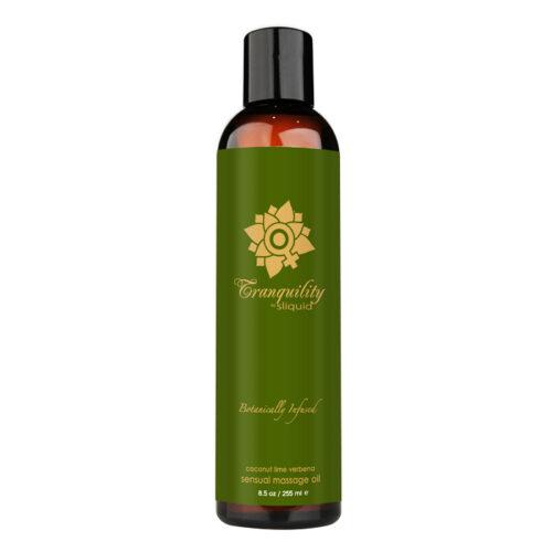 Sliquid Organics Tranquility-Coconut-Lime-Verbena-4.2 oz
