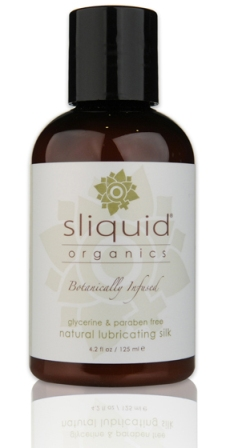 Sliquid Organics Silk-4.2oz