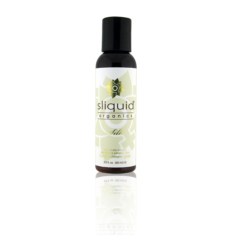 Sliquid Organics Silk-2oz