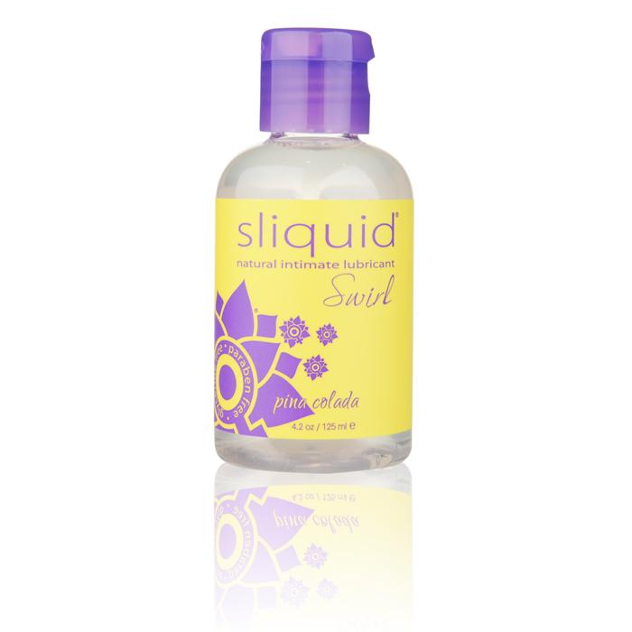 Sliquid Swirl Lubricant-Pina Colada