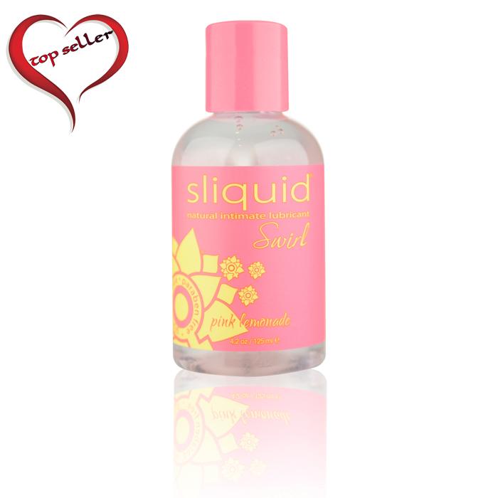 Sliquid Swirl Lubricant-Pink Lemonade