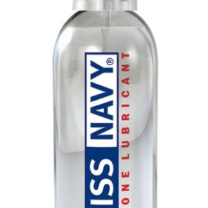 Swiss Navy Silicone Lubricant-4oz