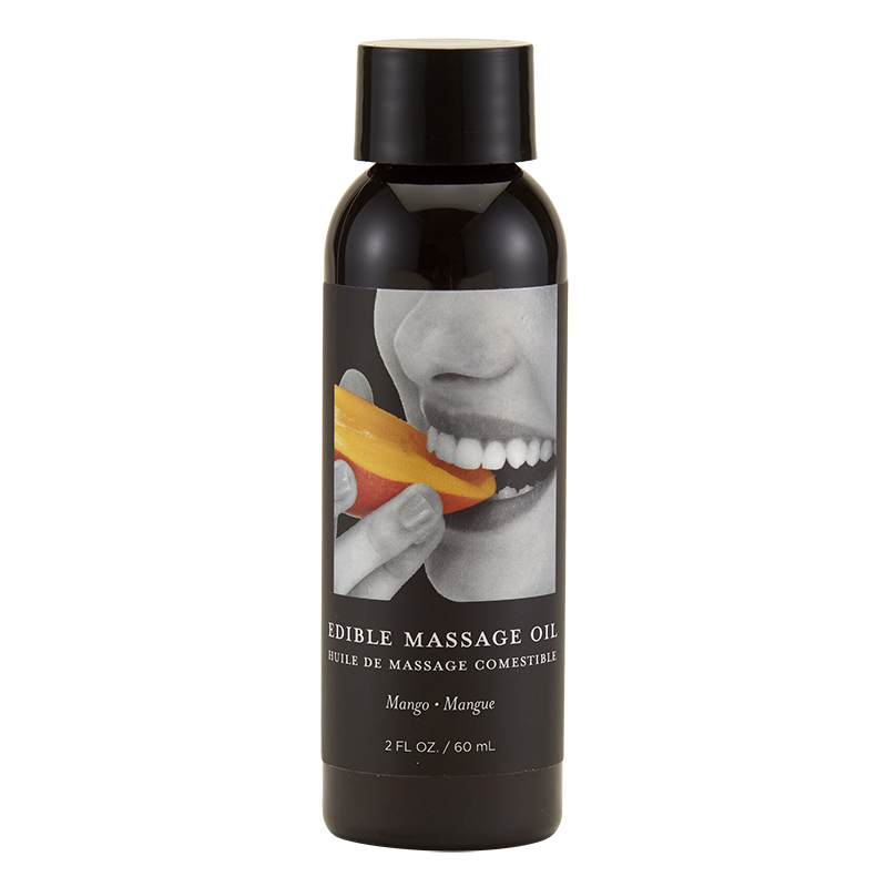 Earthly Body Massage Oil-Mango-2oz