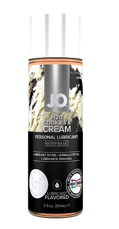 Jo System Flavoured Lubricants Limited Edition-Cookies And Cream