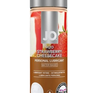 Jo System Lubricant-LimitedEdition-Strawberry-Cheesecake-2oz
