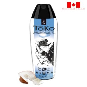 Shunga-Toko AROMALubricant-Coconut Thrills