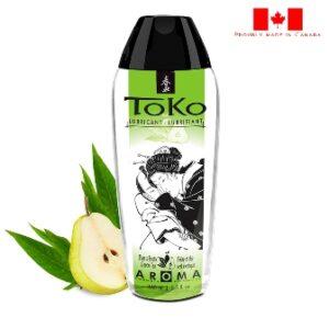 Shunga-Toko Aroma Lubricant-Pear And Green Tea