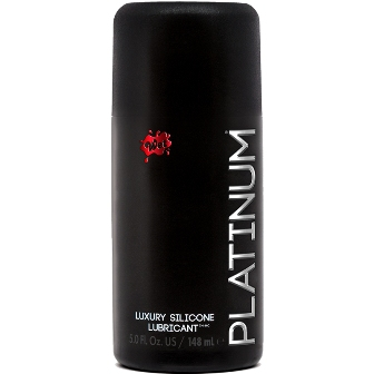 Wet® Platinum® Luxury Silicone Lubricant