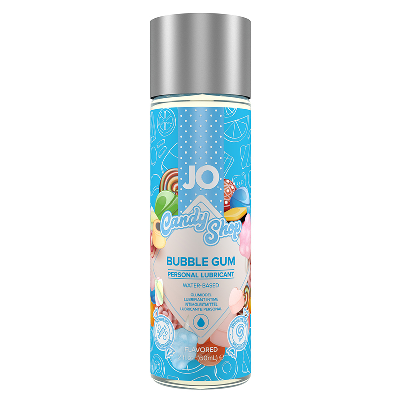 Jo H2O Bubblegum Flavored Lubricant