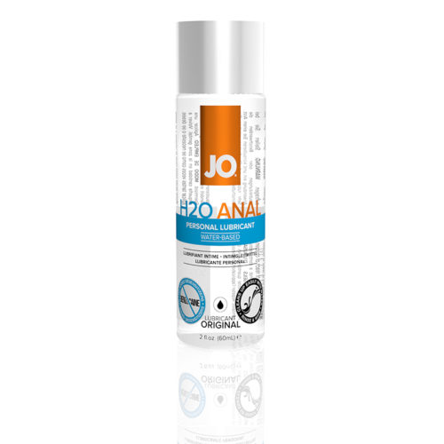 Jo H2O Water-Based Anal Lubricant-2oz