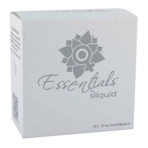 Sliquid Essentials Lube Cube Collection