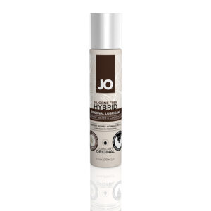 System Jo Hybrid Lubricant-Coconut Oil-1 oz